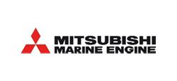 motores marinos y generadores marinos Mitsubishi