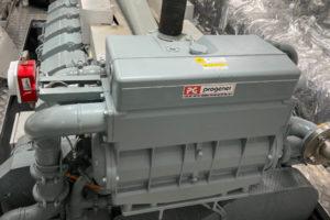 motores Mitsubishi para el nuevo catamarán de Trasmapi